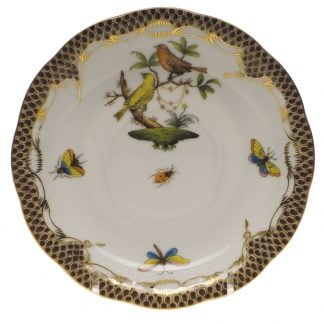 Herend Tea Saucer Motif 6