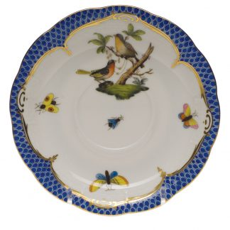Herend Tea Saucer Motif 8