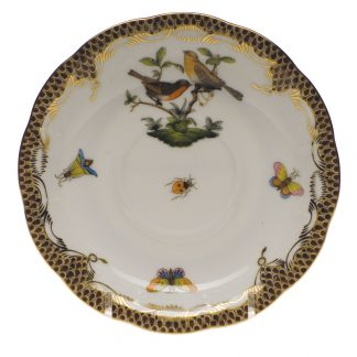 Herend Tea Saucer Motif 9