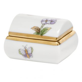 Herend Tooth Fairy Box Royal Garden