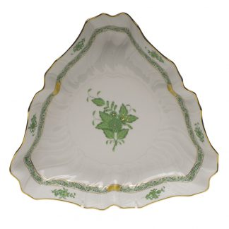 Herend Triangle Dish