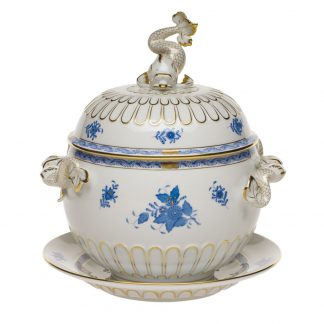 Herend Tureen And Platter
