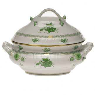 Herend Tureen With Branch