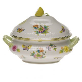 Herend Tureen With Lemon