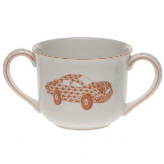 Herend Two Handled Mug