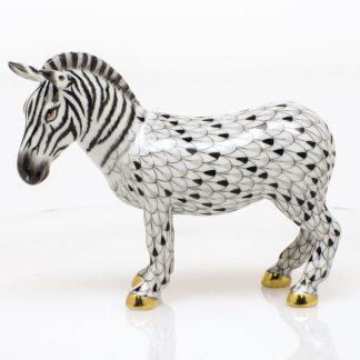 Herend Zebra