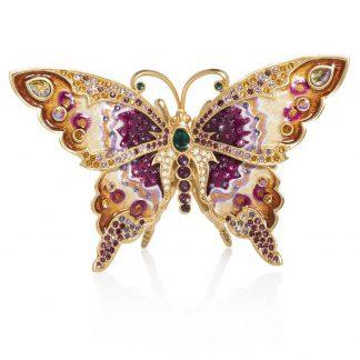 Jay Strongwater Lea Butterfly Medium Figurine
