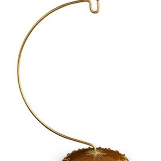 Jay Strongwater Ornament Stand - Topaz