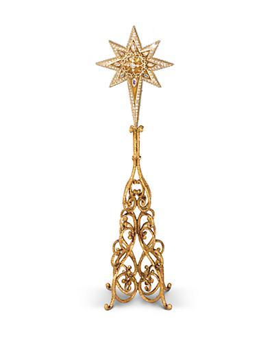 Jay Strongwater Star of Bethlehem Figurine - Jewel