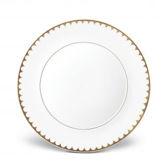 L Objet Aegean Filet Dinner Plate