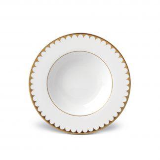 L Objet Aegean Filet Soup Plate
