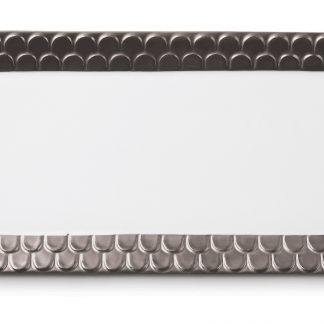 L Objet Aegean Platinum Rectangular Platter