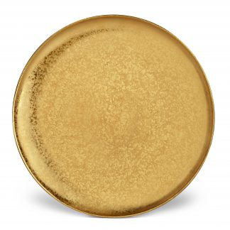 L Objet Alchimie Gold Charger