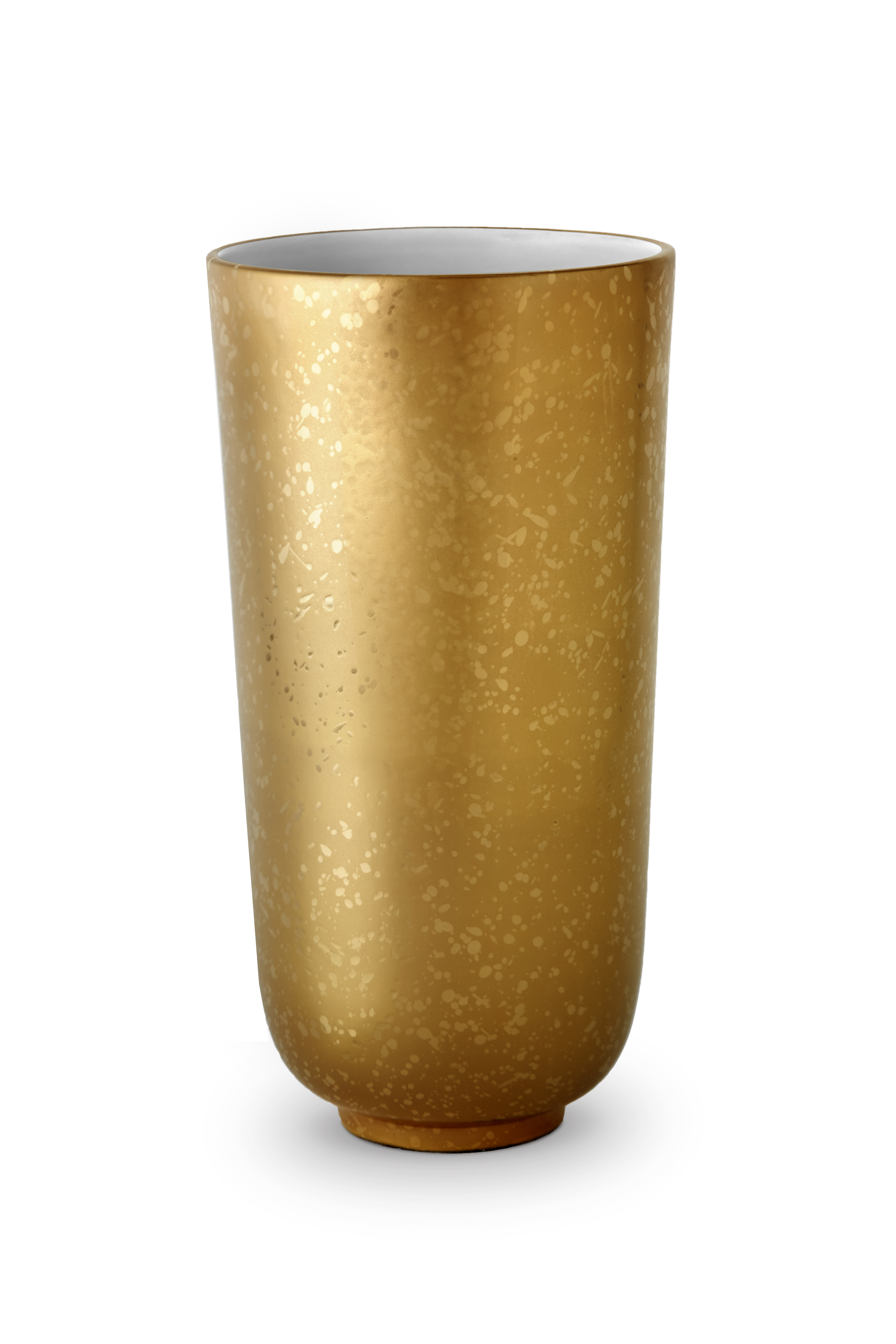 l objet alchimie gold vase large paris jewelers gifts. Black Bedroom Furniture Sets. Home Design Ideas