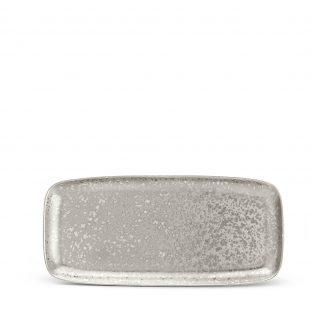 L Objet Alchimie Platinum Rectangular Platter Medium