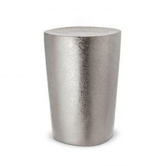 L Objet Alchimie Platinum Stool