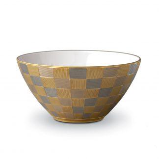 L Objet Byzanteum Tricolor Cereal Bowl