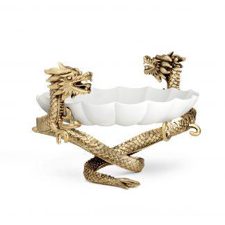 L Objet Dragon Bowl Small