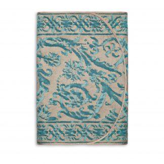 L Objet Fortuny Runners Farnese Blue