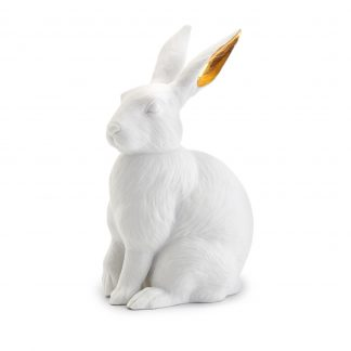 L Objet Games Lapin Sculpture Medium