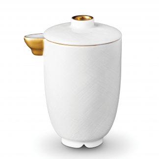 L Objet Han Gold Olive Oil Soy Pot
