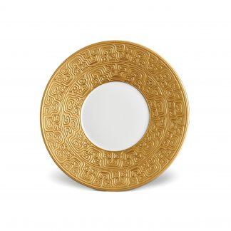 L Objet Han Gold Saucer