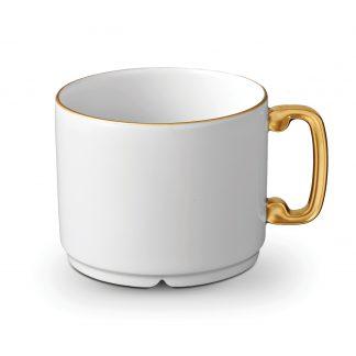 L Objet Han Gold Tea Cup