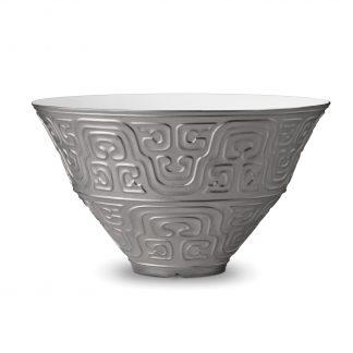 L Objet Han Platinum Bowl Large