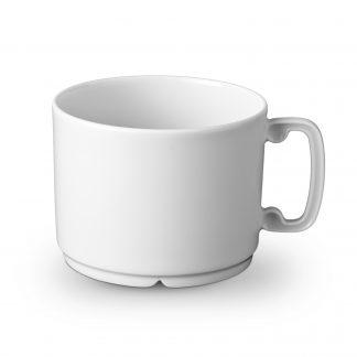 L Objet Han White Tea Cup