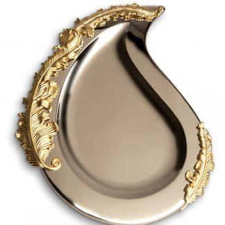 L Objet Lamina Oval Platter