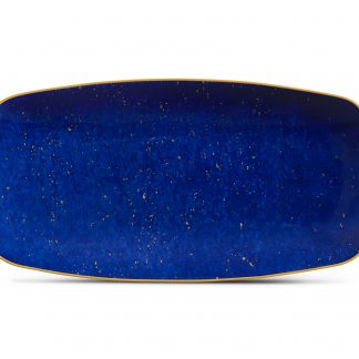 L Objet Lapis Rectangular Tray Medium