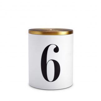 L Objet Parfums De Voyage Candles Jasmin Dinde No6