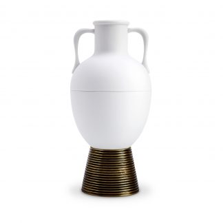 L Objet Parfums De Voyage Incense Holder Amphora