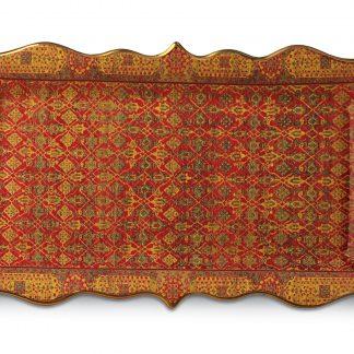 L Objet Tabriz Rectangular Platter