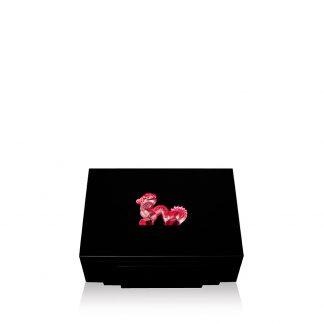 Lalique Dragon Cigars Box