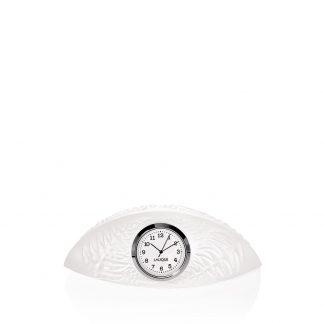 Lalique Fougeres Clock