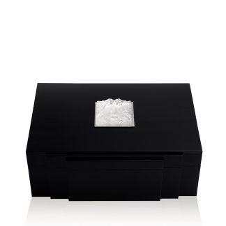 Lalique Masque De Femme Jewellery Box