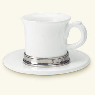 Match  Convivio Espresso Cup With Saucer