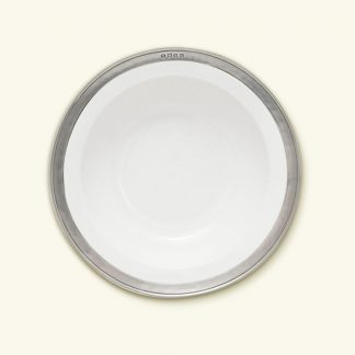 Match  Convivio Round Serving Bowl
