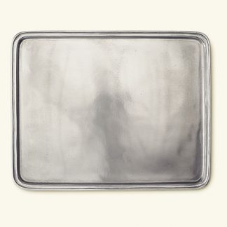 Match  Rectangle Tray