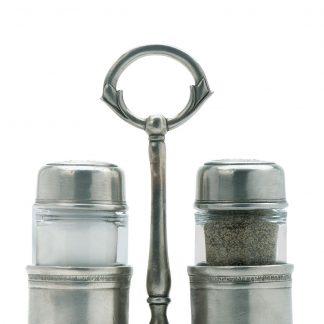 Match  Salt & Pepper Caddy