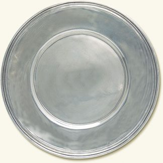 Match  Scribed Rim Charger