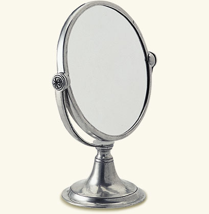 Matching Vanity Light And Mirror : Match Vanity Mirror Low Paris Jewelers & Gifts