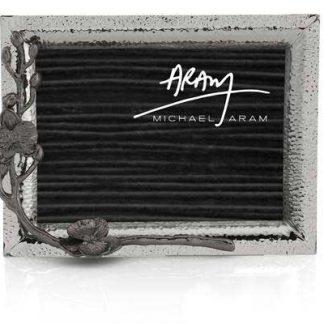 Michael Aram Black Orchid Photo Frame 5 X 7