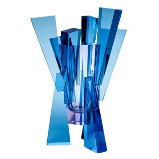 Moser Blues Vase