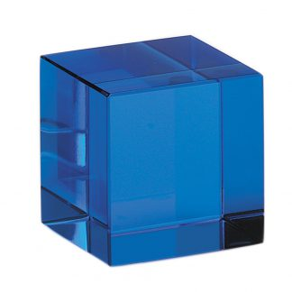 Moser Cube Paperweight