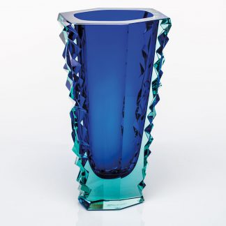 Moser Icelandic Volcano Vase
