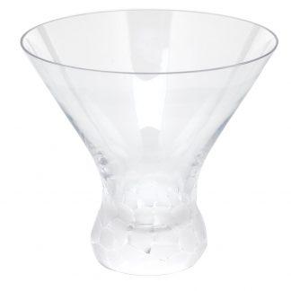 Moser Pebbles Stemless Martini