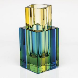 Moser Tangram Vase