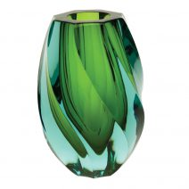 Moser Twist Vase